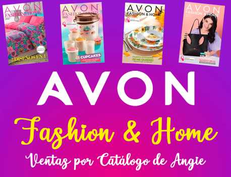 Avon Fashion and Home C 2 2021 Enero
